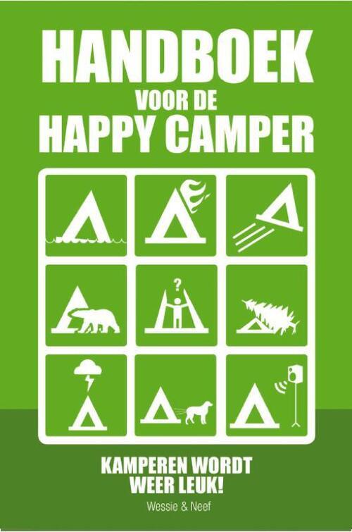 Afbeelding van Handboek voor de happy camper
