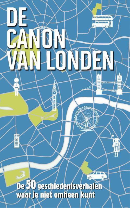 Afbeelding van De canon van Londen