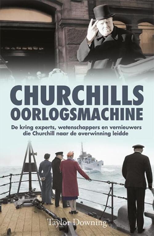 Afbeelding van Churchills oorlogsmachine