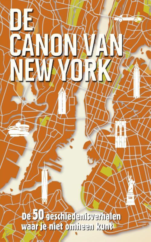 Afbeelding van De canon van New York