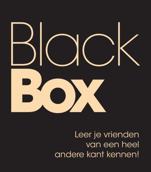 Afbeelding van Black Box