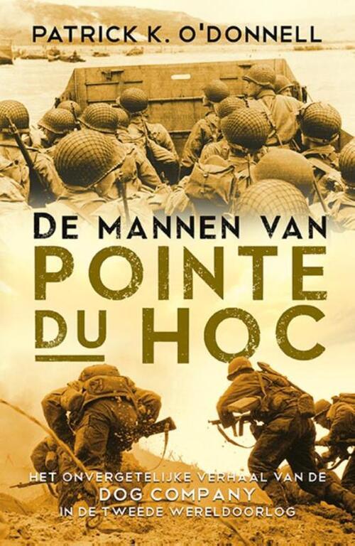 Afbeelding van De mannen van Pointe du Hoc