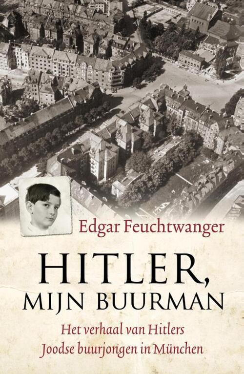 Afbeelding van Hitler, mijn buurman