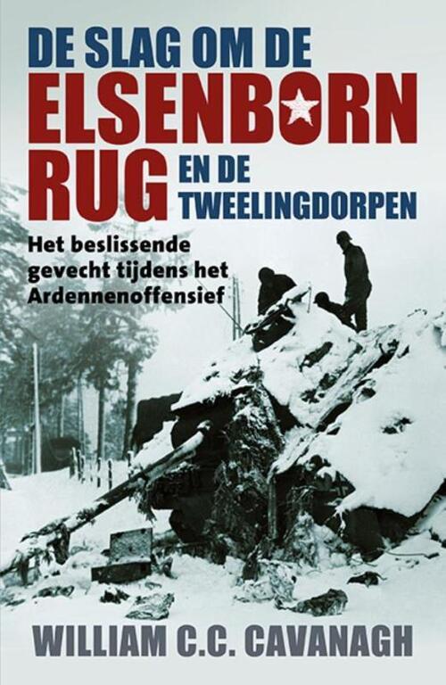 Afbeelding van De slag om de Elsenborgrug en de tweelingdorpen