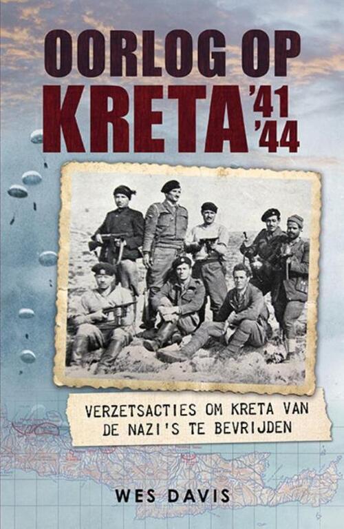 Afbeelding van Oorlog op Kreta 41-44