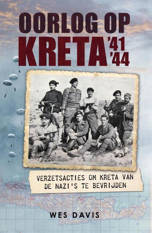 Afbeelding van Oorlog op Kreta '41-'44