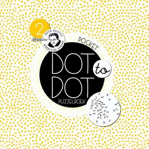 Afbeelding van Dot to dot puzzelboek pocket