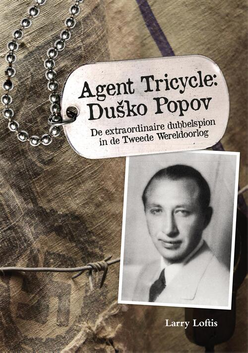 Afbeelding van Agent Tricycle: Dusko Popov