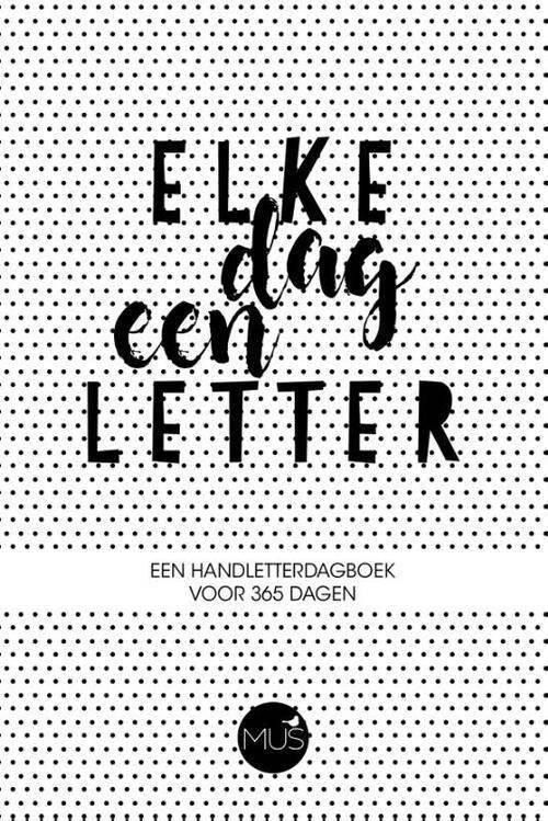 Afbeelding van Elke dag een letter