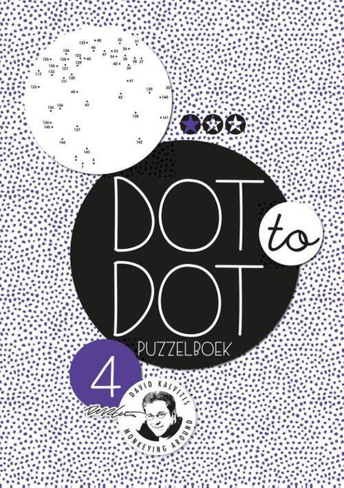 Afbeelding van Dot to dot puzzelboek - deel 4