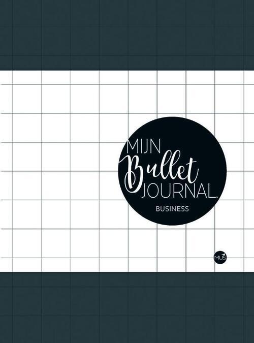 Afbeelding van Business Bullet journal - Dark