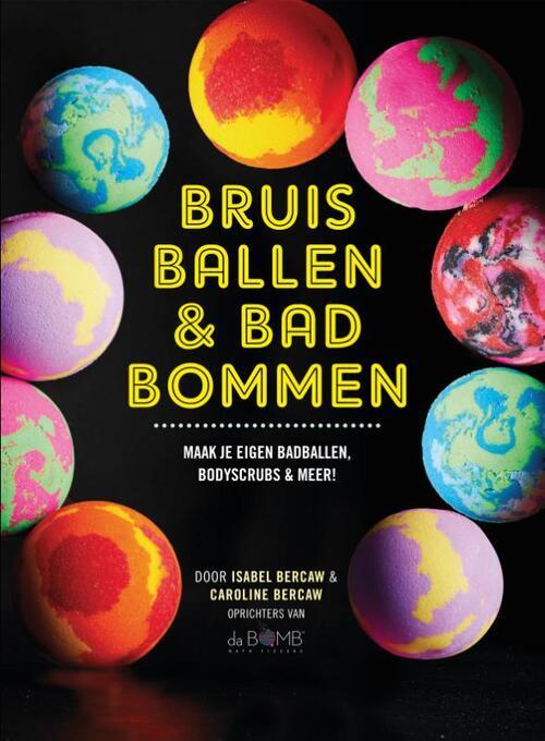 Afbeelding van Bruisballen & badbommen
