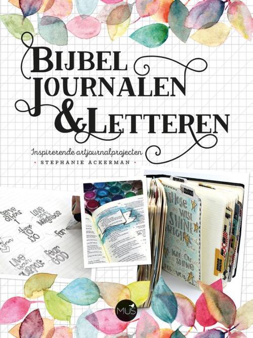 Bijbel journalen & letteren Paperback Op werkdagen voor 23:00 uur besteld, volgende dag in huis BBNC Creatief