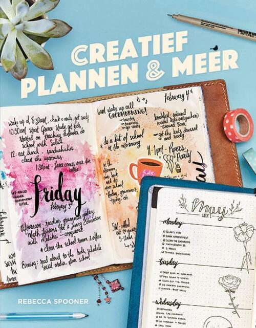 Afbeelding van Creatief plannen en meer