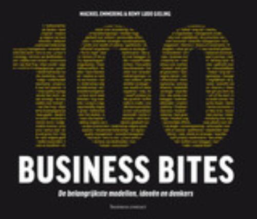 Afbeelding van 100 Business bites