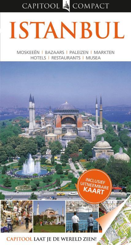 Unieboek|Het Spectrum Boeken > Reizen & vrije tijd > Alle reizen & vrije tijd Capitool Compact Istanbul + uitneembare kaart