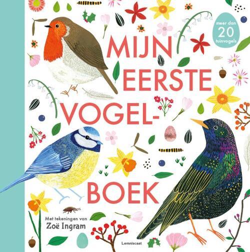 Mijn eerste vogelboek - Zoë Ingram