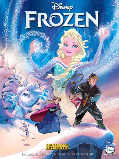Afbeelding van Frozen Filmstrip