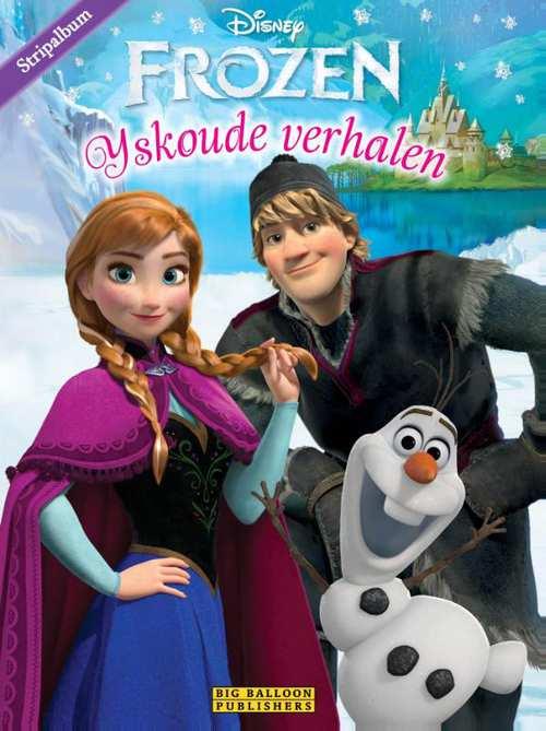 Afbeelding van Frozen, IJskoude Verhalen