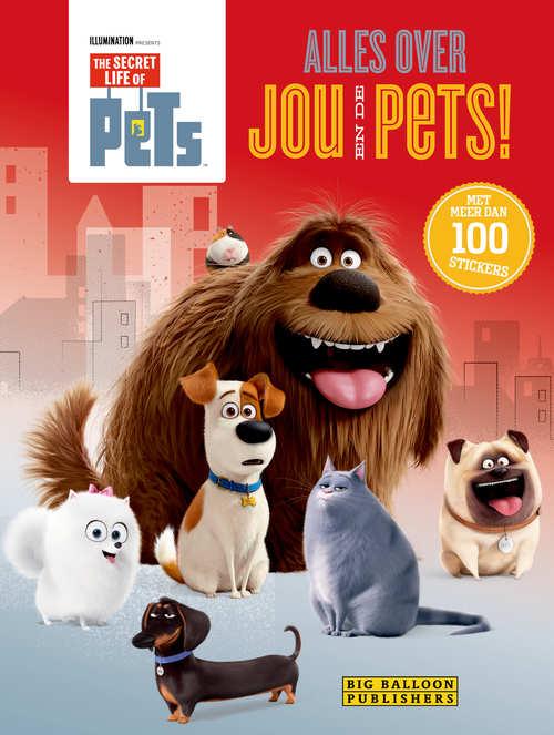 Afbeelding van Huisdiergeheimen - Secret Life of Pets