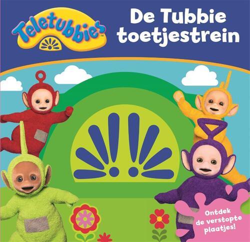 Afbeelding van De Tubbie toetjestrein