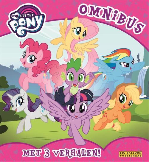 Afbeelding van My Little Pony, Omnibus