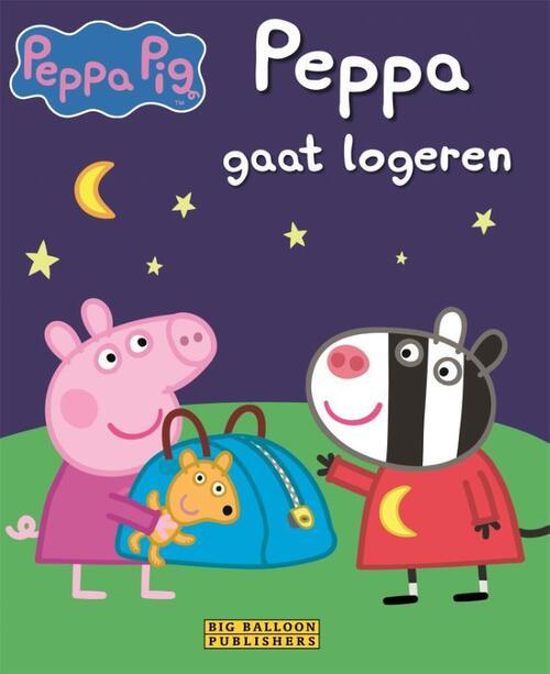 Afbeelding van Peppa gaat Logeren