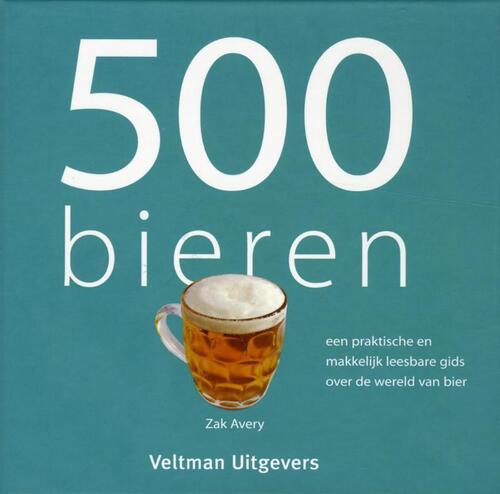 Afbeelding van 500 Bieren