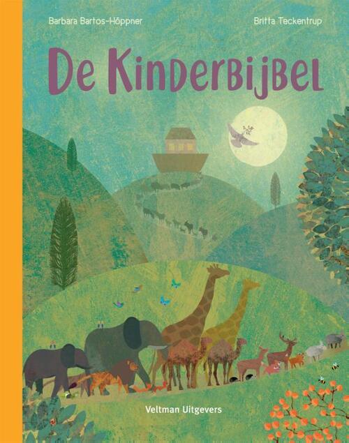 De Kinderbijbel Hardcover Op werkdagen voor 23:00 uur besteld, volgende dag in huis Veltman Uitgevers