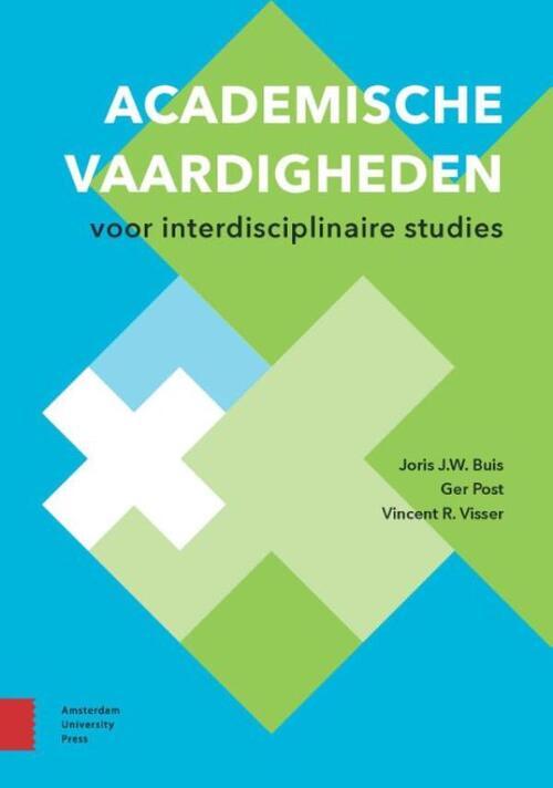 Afbeelding van Academische vaardigheden voor interdisciplinaire studies