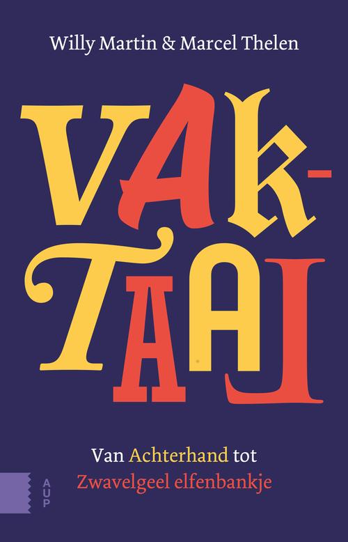 Afbeelding van Vaktaal