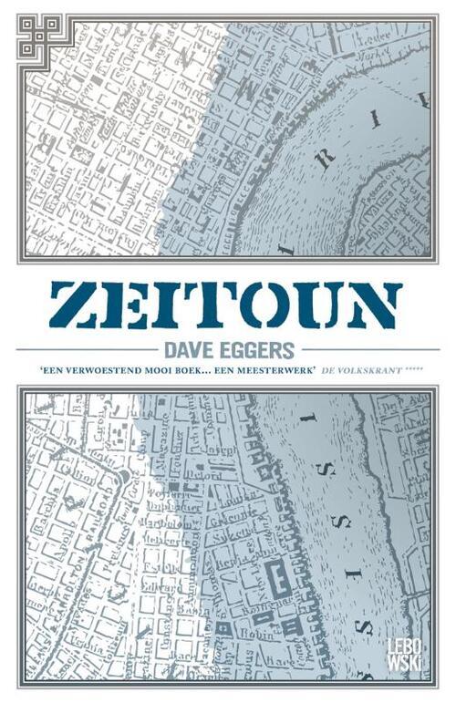 Zeitoun - Dave Eggers