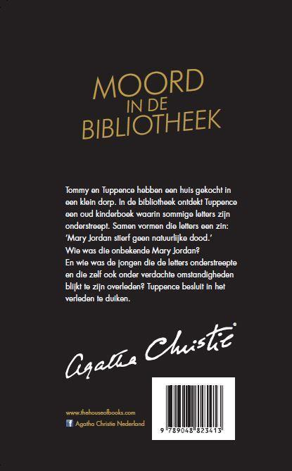 Moord In De Bibliotheek Agatha Christie 9789048823413 Boek