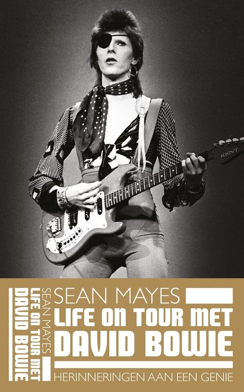 Afbeelding van Life on tour met David Bowie