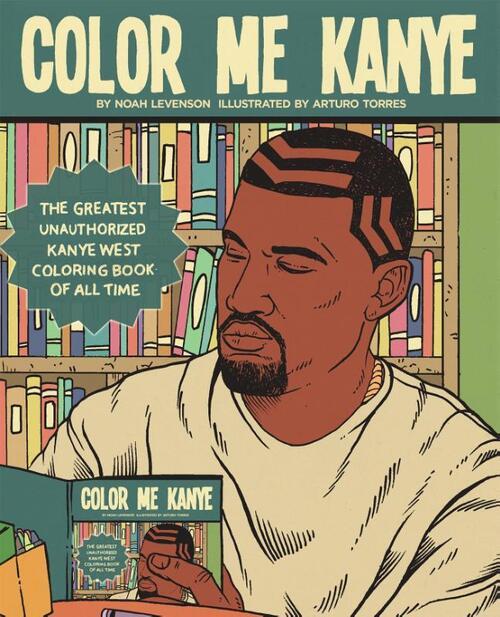 Afbeelding van Color me Kanye