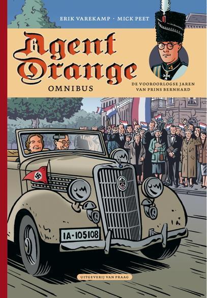 Agent Orange Omnibus - Erik Varekamp, Mick Peet