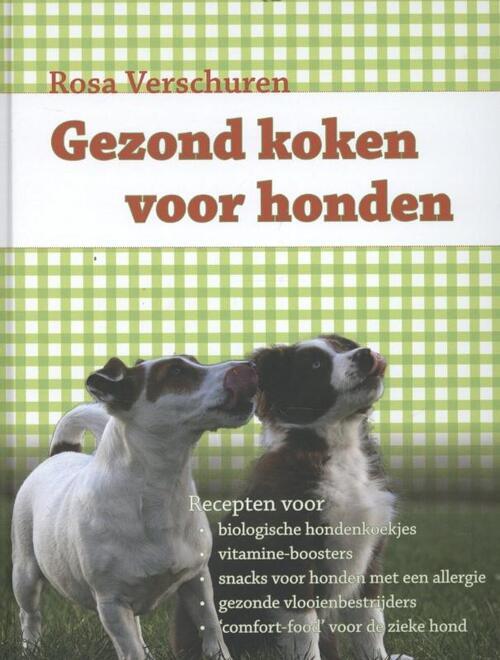 Afbeelding van Gezond koken voor honden