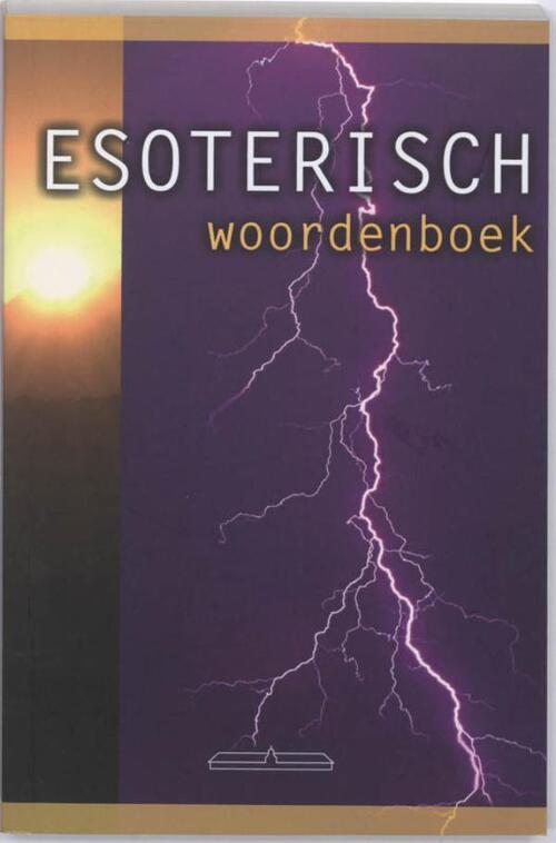 Afbeelding van Esoterisch woordenboek