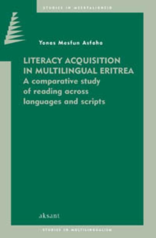 Afbeelding van Literacy Acquisition in Multilingual Eritrea