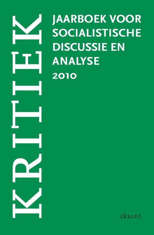 Afbeelding van Kritiek 2010