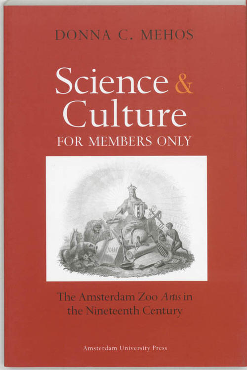 Science and Culture for Members Only - Donna C. Mehos