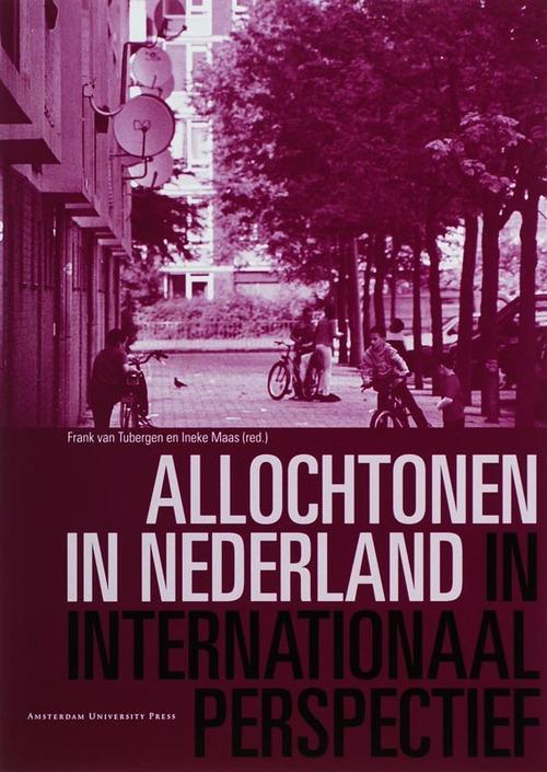 Afbeelding van Allochtonen in Nederland in internationaal perspectief