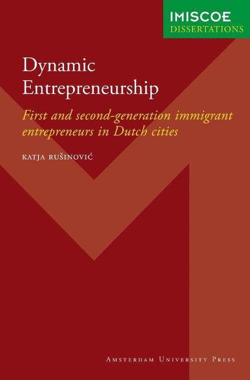 Dynamic Entrepreneurship