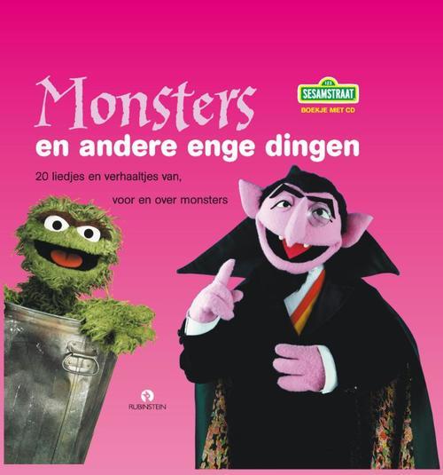 Sesamstraat: Monsters en andere enge dingen