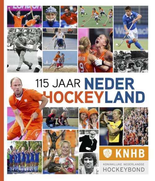 Afbeelding van 115 jaar Nederland hockeyland