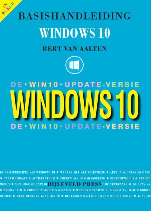 Afbeelding van Basishandleiding Windows 10