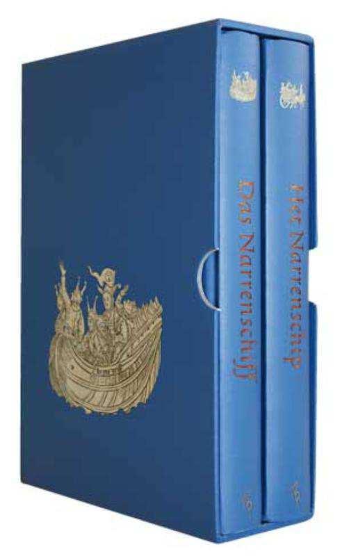Het Narrenschip Hardcover Op werkdagen voor 23:00 uur besteld, volgende dag in huis Uitgeverij Damon Vof