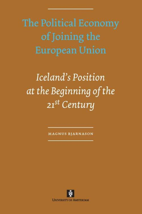The Political Economy of Joining the European Union