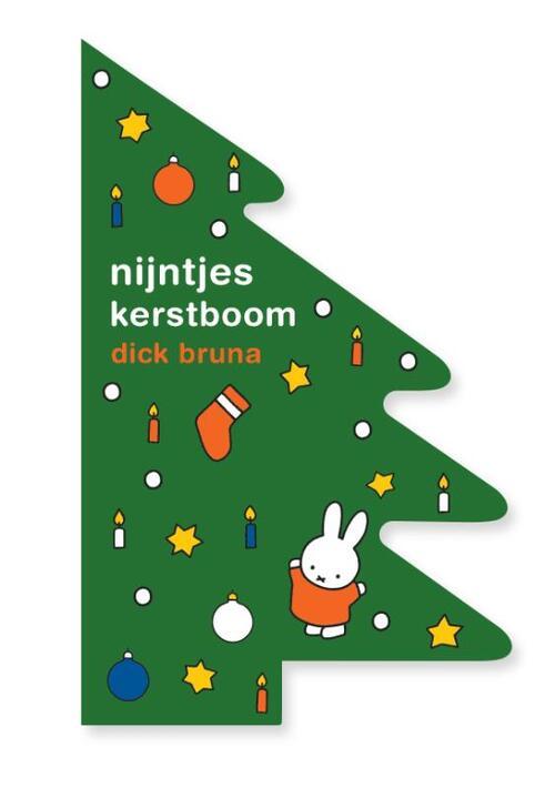 Nijntjes Kerstboom Dick Bruna 9789056477769 Boek Bookspot Nl