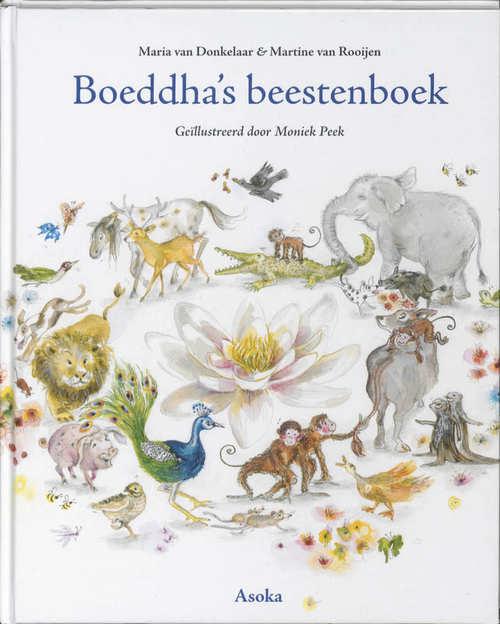 Afbeelding van Boeddha's beestenboek